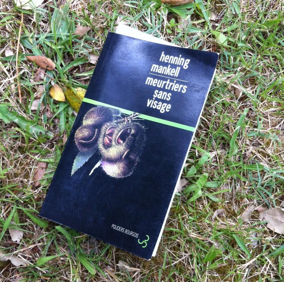 Couverture Henning Mankell, Meurtriers sans visage
