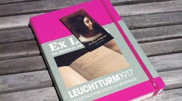 Carnet Ex Libris Leuchtturm