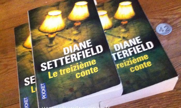 Diane Setterfield, Le treizième conte