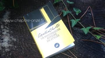 Agatha Christie, La mystérieuse affaire de Styles