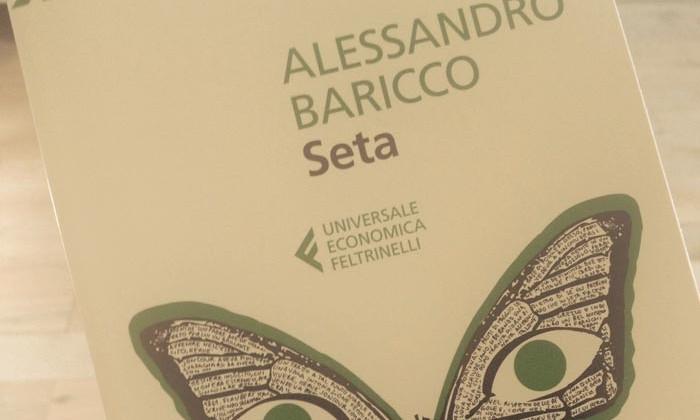 Seta, Alessandro Baricco, couverture