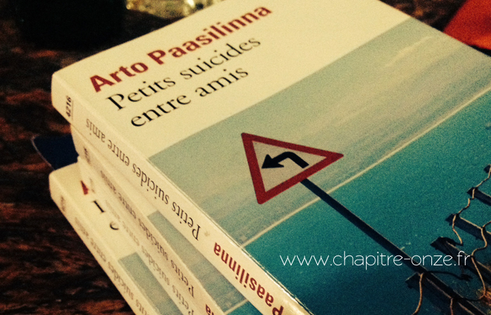 Arto Paasilina, petits suicides entre amis (Couverture)