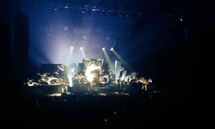 Shaka Ponk en concert à Nice