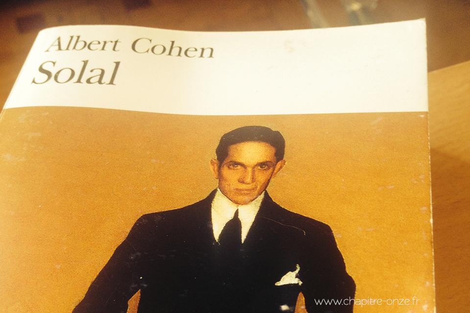Solal d'Albert Cohen