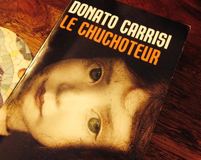 le chuchoteur, Donato Carrisi