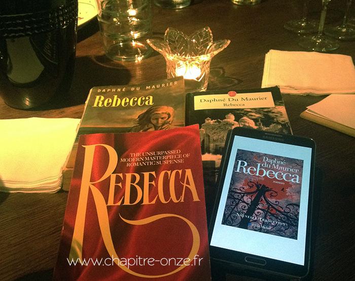 Daphné du Maurier nous emmène à Manderley avec Rebecca.