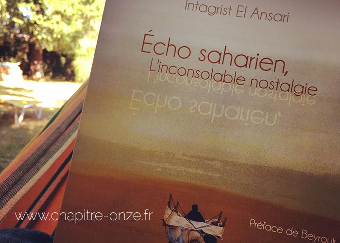 Antagrist El Ansari nous fait part de son périple dans le désert