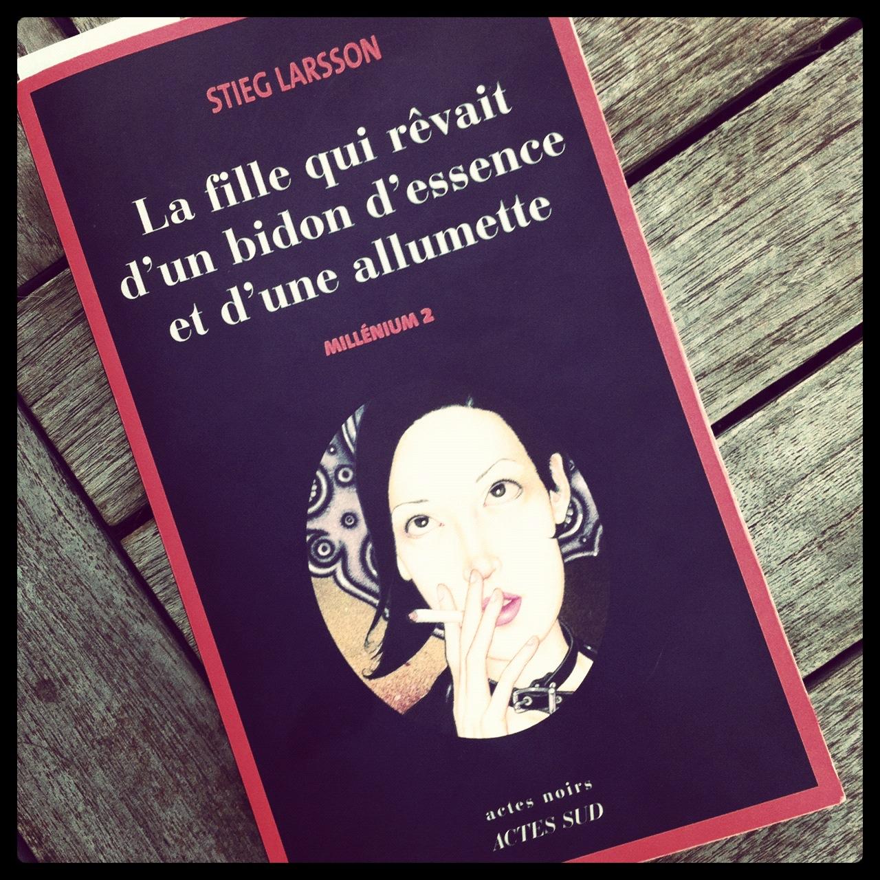 Stieg Larsson, Millenium 2