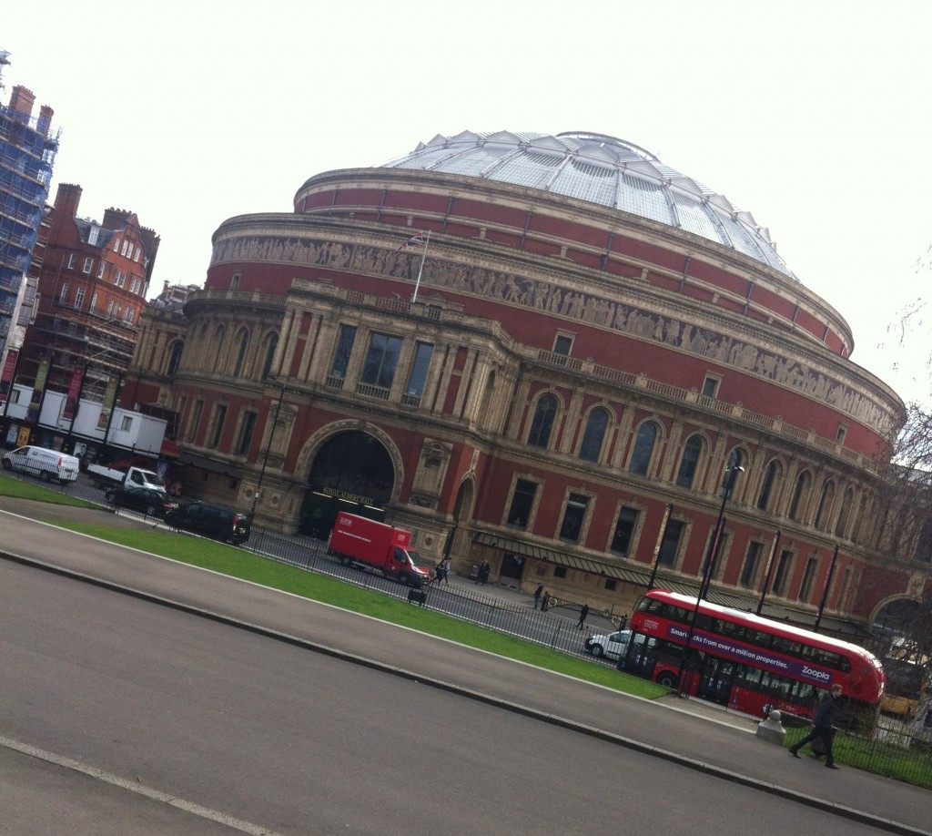 The Royal Albert Hall