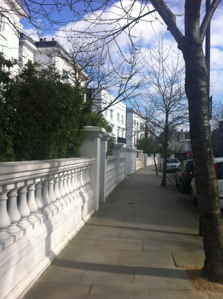 Notting Hill, Un quartier résidentiel