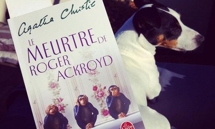 Le meurtre de Roger Ackroyd d'Agatha Christie