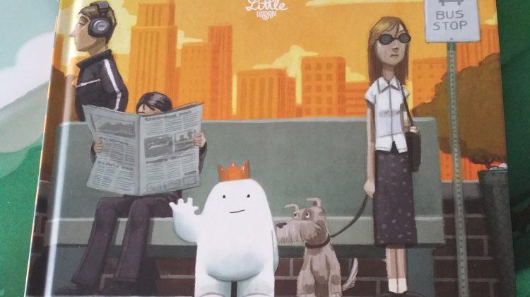 Littérature jeunesse : Beekle un ami inimaginaire